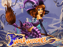 В казино Вулкан 777 Wild Witches